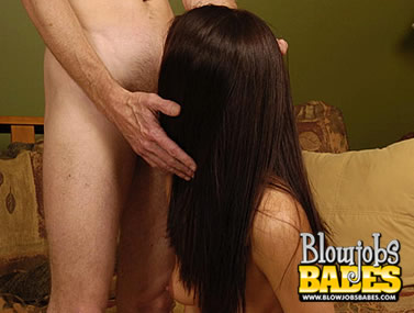 Jamie Huxley's Intense Blowjob Movie
