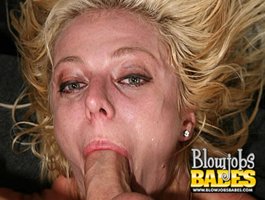 Angela Stone Performs Nasty Oral