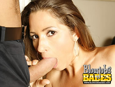Baby Jayne Performs Sloppy Oral